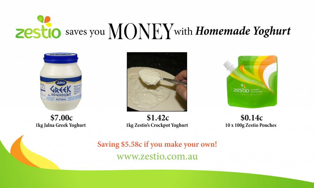 Yoghurt savings 2