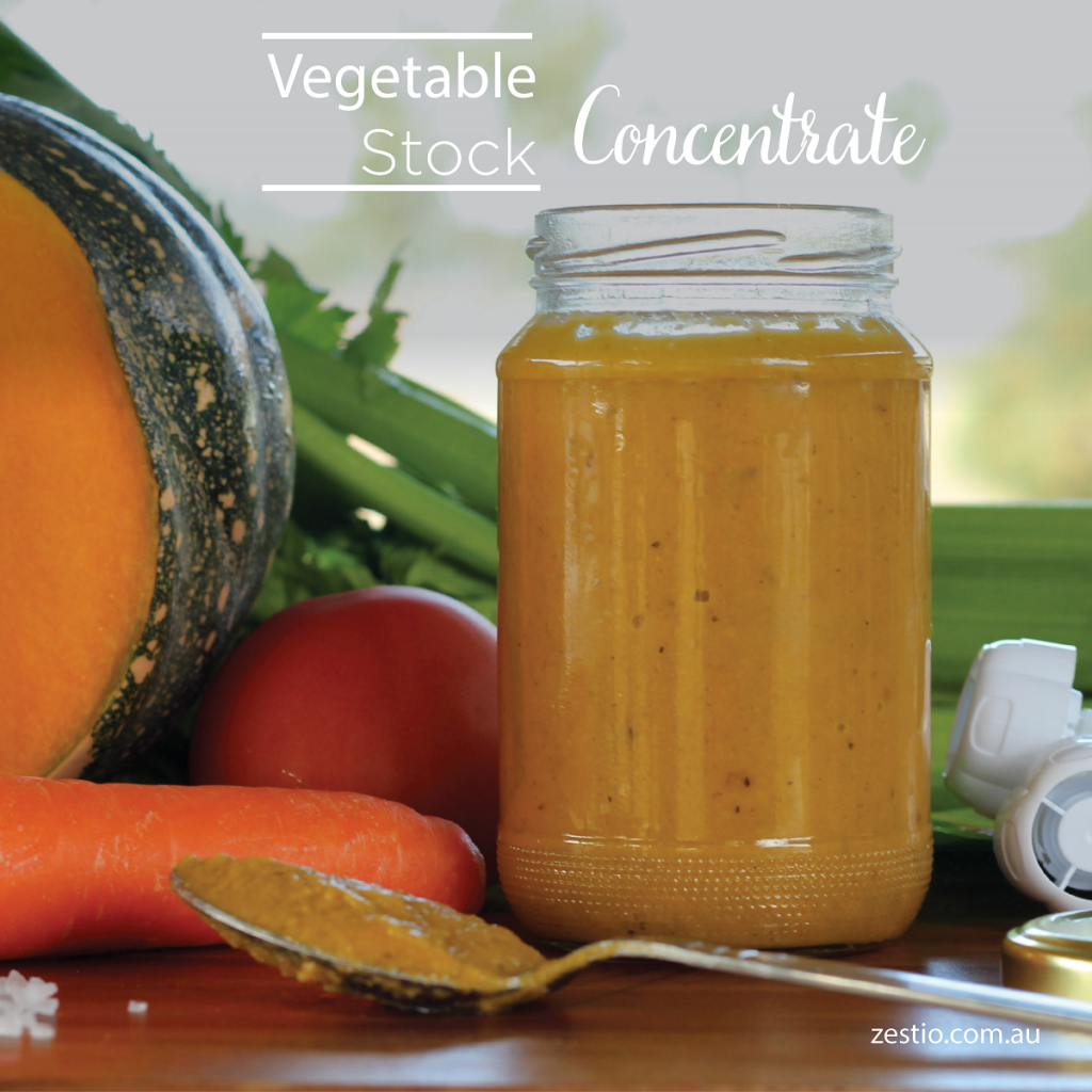 Vegetable Stock Concentrate