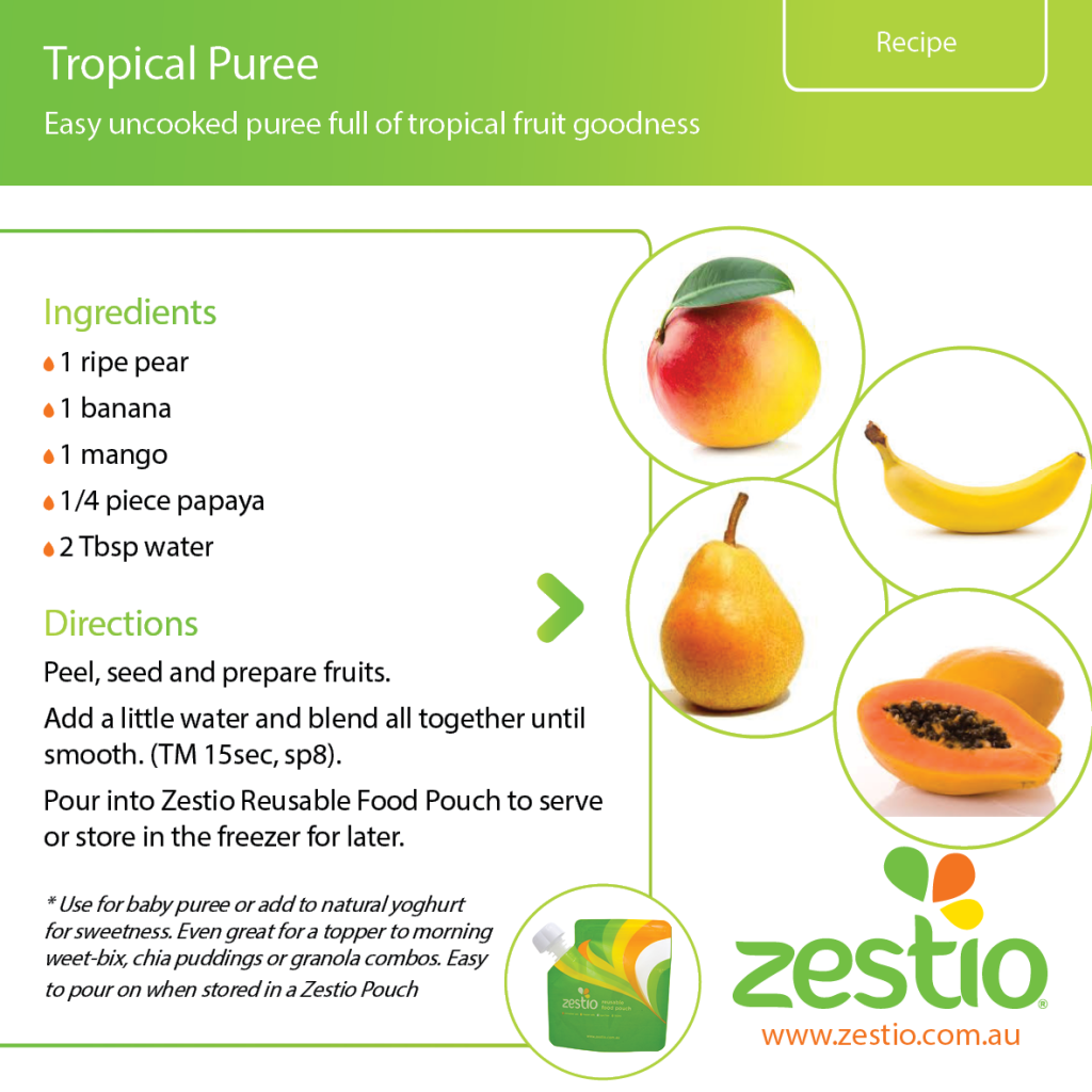 Tropical-puree-pouch